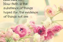 Faith moves the mountains