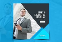 Sucessful Business Instagram Banner