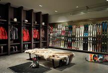 Mudrooms/Sports Storage