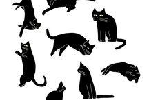 czarno biało / rysunki, ilustracje i inne czarno-białe rzeczy  :)