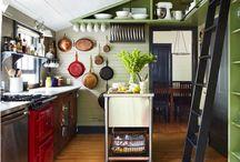 Kitchen Dreams / by Rachel Goff
