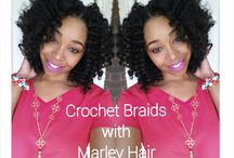 More Hair / Protective styles for your natural hair!