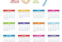 Modelli di calendario