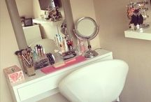 Makeup/Hair storage