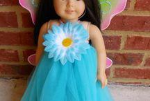 American Girl / American Girl Doll, American Girl clothes, American Girl parties, American Girl decor