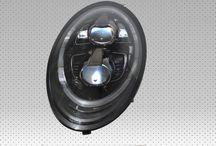 1x Neu Original VOLL LED Scheinwerfer Headlights Porsche 991 911 TURBO GT3 GTS 991631965