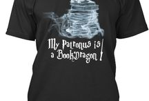Book Lover's Shirts / T-Shirts for book lovers