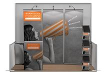 10X10 Booth Ideas / 10X10 Trade Show Booth Ideas
