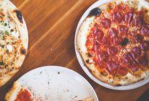 Pizza mania / Les plus belles pizzas de Pinterest