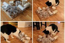 kočka-hračky