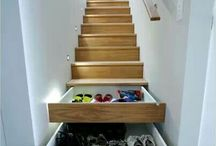 Escalera concajones