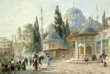 Eski İstanbul Gravür