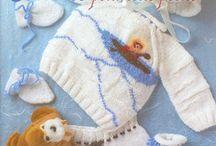 Catalogues tricot et crochet