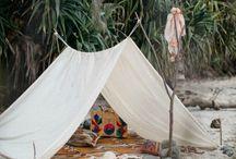 Plaj kampı