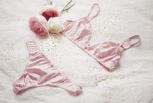 lingerie + bikini ♥ LOVE
