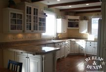 Kitchens / by Tonie Hale