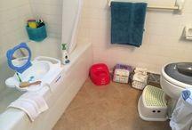 Montessori koupelna
