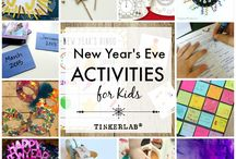 New Year Celebrations / Activities