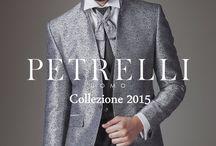 Petrelli Uomo Top Gold 2015 / Abito da Cerimonia Collezione 2015