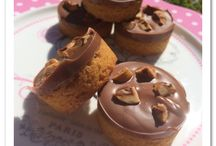 Les petits gâteaux / Recettes de petits gâteaux