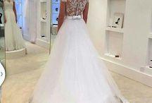 Inspirações de vestidos de noiva