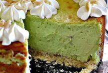 pistachio cheescake