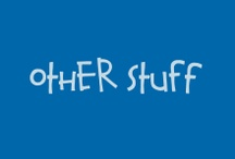 ☞ Other stuff / by Ant Allan