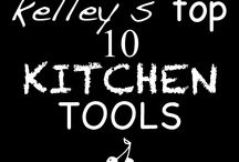 Fave Kitchen Tools