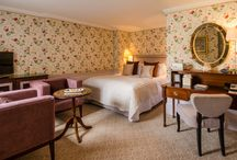 Classic Double Rooms at The Royal Crescent Hotel & Spa / All of our rooms have been individually designed by the Jane Clayton interior design team. / by The Royal Crescent Hotel & Spa