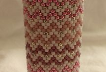 Beaded Lighter Covers