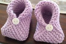 strikke - knit - tricoter