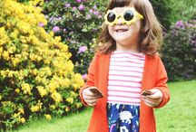 Kids and colour / Bright and colourful kids inspiration - outfits, toys, decor and crafts (#kidsandcolour on IG)