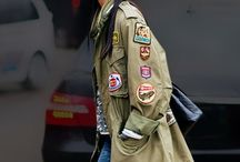 Parka badges
