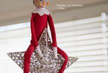 Emme's Elf On The Shelf / Elf on the shelf