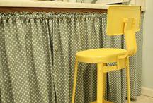 J'adore les meubles jaunes