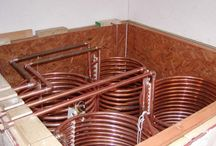 Solar heating (water and space)