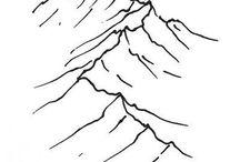 nauka rysunków krajobrazów