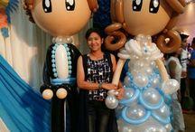 Balloon Weddings