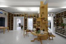 second hand shop interiors