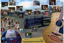 CM16005 Tamworth Music Festival 2016 / 14-21 January 2016 (8 Days/7Nights)
