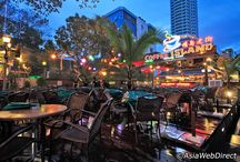 Night Life in Penang / Beautiful pictures of the night life in Penang.