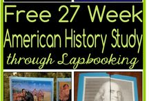 Homeschool:  Colonial America