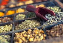 Herbs / Herbs can be helpful for so many things, but always remember to consult trusted sources (i.e. your medical provider) before taking herbs in medicinal quantities, especially during pregnancy.