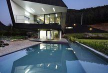 Domky / Architektura