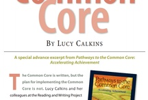 Common Core / by Hailey Kracht
