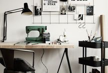 work space/organize