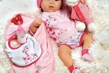 Life like baby dolls / by Sharon Kaye Defore Lowe