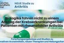 Studien zu Arthritis/ Rheuma