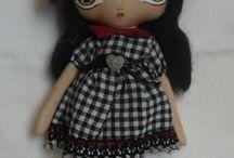 LilaUp Art dolls