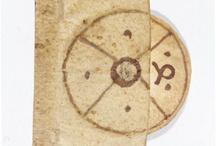 Medieval bookmarks